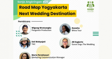 Road Map Yogyakarta Sebagai the Next Wedding Destination